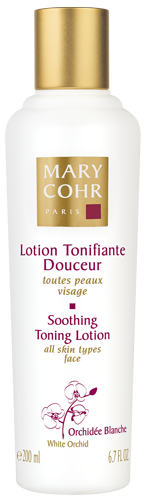 2 Lotion tonifiante douceur